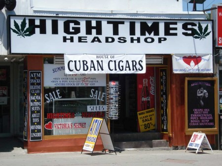 20090624 high times sign 450x337