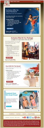 20100728 great wolf lodge email newsletter 155x450
