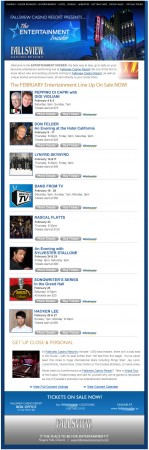 20111111 fallsview casino entertainment insider email newsletter 149x450