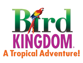bird kingdom niagara falls logo