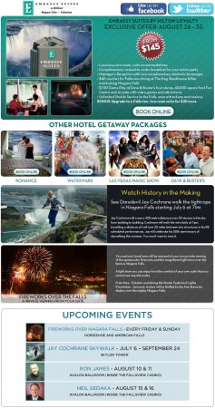 20120809 embassy suites email newsletter 237x450