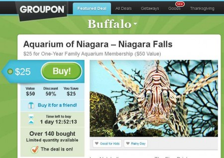 20121108 aquarium of niagara groupon 450x319