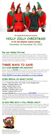 20121112 oh canada eh email newsletter 173x450