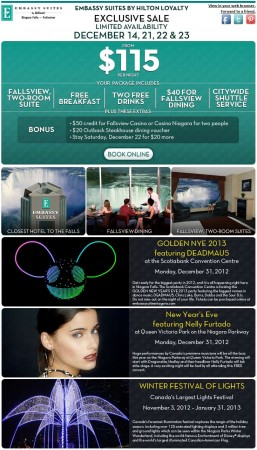 20121212 embassy suites email newsletter 257x450