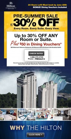 20130627 hilton email newsletter 230x450