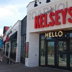 Kelsey's front door