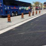 New drive at Victoria Avenue